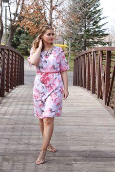 Rosey Pink | Urban Ombré -- A Fashion Blog
