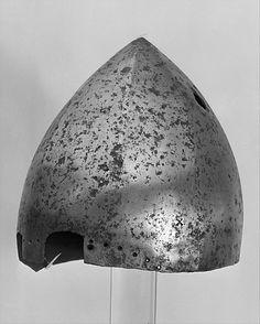 Helmet; 13th Century; Italian; The Metropolitan Museum of Art