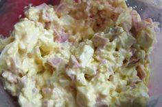 Pomazánka mojí švagrové Aničky   jitulciny-recepty.cz Potato Salad, Potatoes, Ethnic Recipes, Food, Recipes, Potato, Essen, Meals, Yemek