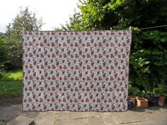 A Project Linus quilt (back) 2016