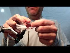"""Fly Tying 201: Lesson 1, The """"Candy Cane"""" Wolly Bugger"""