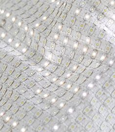 Forster Rohner  - 2015 updates of conductive structures (LED) on textiles for apparel application to discover at Techtextil     WGSN attends Techtextil Frankfurt/ 4-7 May, the international trade fair for technical textiles and non-wovens.+1600 exhibitors from 54 countries. keep tuned!