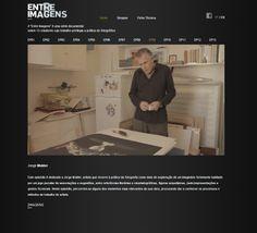 """// """"Entre Imagens"""" é uma série documental sobre 13 criadores cujo trabalho privilegia a prática do fotográfico"""