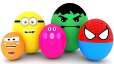 Learn Colors with Surprise Eggs for Children, Toddlers - Learn Sizes with Surprise Eggs http://video-kid.com/20872-learn-colors-with-surprise-eggs-for-children-toddlers-learn-sizes-with-surprise-eggs.html  Learn Colors with Surprise Eggs for Children, Toddlers - Learn Sizes with Surprise Eggs - Learn Colours For Kid  Learn Sizes from Smallest to Biggest Full videos Colors for Children to Learn 3D with Vehicles Pacman Ice Cream Surprise Eggs - Colours for Kids, Toddlers - Learning VideosLike…
