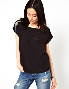 Vero Moda Chain Detail T-Shirt