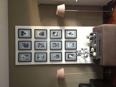 1000 images about muur decoratie on pinterest half painted walls van and wands - Deco keuken kleur ...