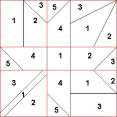 """Photo from album """"Blocks for patchwork"""" on Yandex.Disk - Blocks for patchwork Best Picture For sewing ins For Your Taste You are looking for something, an - Barn Quilt Designs, Barn Quilt Patterns, Pattern Blocks, Quilting Designs, Leaf Patterns, Quilting Patterns, Patchwork Quilting, Crazy Quilting, Canadian Quilts"""