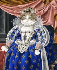 Cats : SUSAN HERBERT (Born 1945) | Chris Beetles