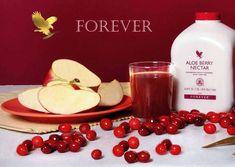 Forever Berry Nectar. Ebben az italban a Forever Aloe Vera Gel összes jó tulajdonsága egyesül az igazi alma és áfonyalé édes ízével  - melyek tele vannak antioxidáns C- és A-vitaminnal, káliummal és pektinnel. A hozzáadott természetes gyümölcscukor, a fruktóz teszi édessé, valamint a felnőttek és gyermekek számára is kedvelt itallá. https://www.flpshop.hu/customers/recommend/load?id=ZmxwXzk5MDY5