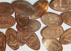 Seattle Waterfront Outing: Pressed-Penny Scavenger Hunt - ParentMap Seattle Waterfront, Downtown Seattle, Pressed Pennies, Disney 2017, Summer Activities, Kid Activities, Walt Disney World, Summer Fun, Kid Stuff
