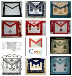 The Gmail M envelope logo is a copy of the Masonic Apron. There's no privacy under the all-seeing-eye.
