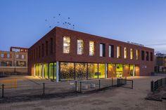 DKV Architects - scuola elementare Jacobsvlinder School