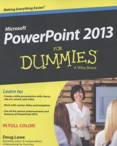 Introduces the features of the newest version of PowerPoint, including adding video and animation, using a laser pointer in a presention, drawing on slides, presenting online, and collaborating with others via SkyDrive.