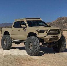48 Ideas for pickup truck toyota wheels Jacked Up Trucks, Custom Trucks, Cool Trucks, Chevy Trucks, Pickup Trucks, Custom Cars, Cool Cars, Muddy Trucks, Dually Trucks