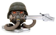 Top 10 Creative Weed Gas Mask