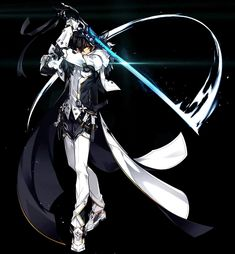 Raven 3rd job Furious Blade