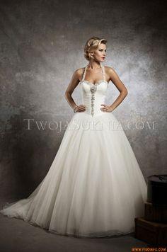 Vestidos de noiva Justin Alexander 8637 Spring 2013