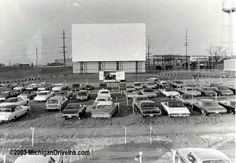 Woodland Drive-In Theatre - WOODLAND DRIVE-IN THEATRE & CHURCH 1970 COURTESY PASTOR VERLYN VERBRUGGE. #savethedrivein