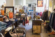 Fraques is a boutique with mens clothing and carefully selected home goods  on Baronne Street in 9f403f630