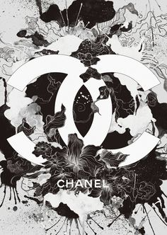 Gimme once piece of Chanel before I die and all is well :) - / with or without you - with or without you I can live, I can live, with or without you .... Ah, ah ah ......