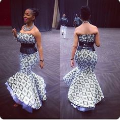 african fashion which looks great 38437 African Wedding Dress, African Print Dresses, African Fashion Dresses, African Dress, African Outfits, African Prints, African Weddings, African Clothes, Fashion Outfits