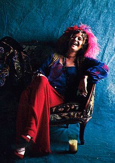 Janis Joplin photographed by Barry Feinstein