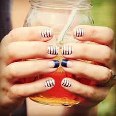 Jamberry nail wraps offer the hottest trend in fashion. Wrap your nails in over 300 different designs. Nautical Nail Designs, Nautical Nails, Love Nails, Fun Nails, Anchor Nails, Nail Art Pictures, Different Nail Designs, Pretty Nail Art, Jamberry Nail Wraps
