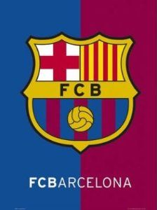 fd1121da9ce FC Barcelona Crest Poster by Barcelona F.C..  7.28. This official FC  Barcelona crest wall