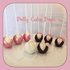 Wedding party cake pops #cakepops #wedding #tuxedo