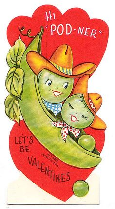 Hi Podner Vintage Valentine
