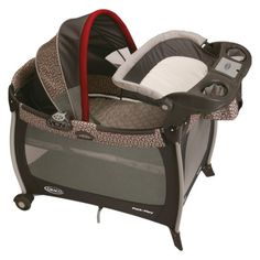 Pack and Play option #2 to match western nursery Graco Pack n Play Silhouette Playard - Finley $179.99 Target