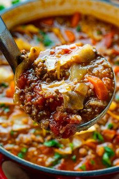 Cabbage soup Recipes with Ground Beef is Among the Favorite soup Of Many People Across the World. Besides Easy to Produce and Good Taste, This Cabbage soup Recipes with Ground Beef Also Health Indeed. Cabbage Recipes, Meat Recipes, Cooking Recipes, Chili Recipes, Potato Recipes, Vegetarian Recipes, Dinner Recipes, Korma, Biryani