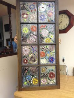 How to Make Garden Art With Old Windows - ablakok -