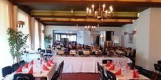 Mittagsbuffet im Schlössle Mahal - Montag bis Freitag - Vaduz Liechtenstein www.schloessle-mahal.li