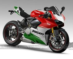 2018, Ducati Panigale, V4, Limited Edition of 1500, Tricolore´.