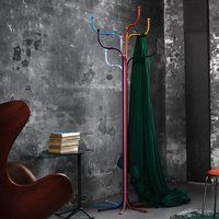 Multicolor Coat Tree Coat Stand