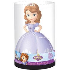 Disney Sofia The First Push Light Purple