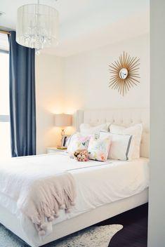 Spring Decor Ideas: Bedroom Tour