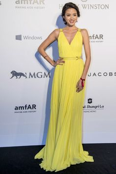 amfAR Gala Best Dressed: Gwyneth Paltrow, Naomi Campbell, Kate Moss, and More