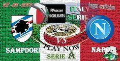 Sampdoria 2 - 4 Napoli HIGHLIGHTS