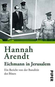 Eichmann in Jerusalem: Ein Bericht von der Banalität des ... http://www.amazon.de/dp/3492264786/ref=cm_sw_r_pi_dp_.eAkxb0VK2PD4