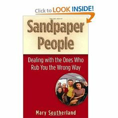 Sandpaper People by Mary Southerland
