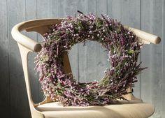 DIY: Lag en vakker høstkrans av lyng | Inspirasjon fra Mester Grønn