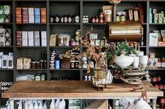 Vancouver / Le Marché Saint-George : café-épicerie /