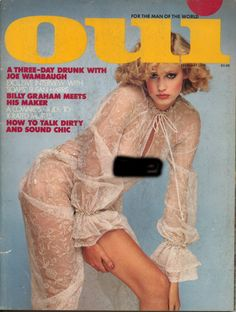 Oui Magazine February 1978 Fair Readers Copy by JamesVintageJunk
