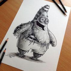 Desenhar é divertido!