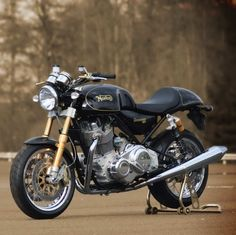 Norton Commando 961... easily in the top ten bike I would have to have