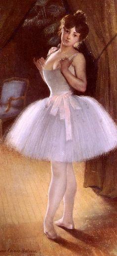 ballerina, pierre carrier belleuse