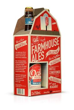 Oast House Brewers 2 Pack on Packaging of the World