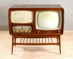 Vintage TV Television